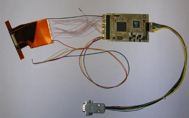 Контроллер для матрицы своими руками 13